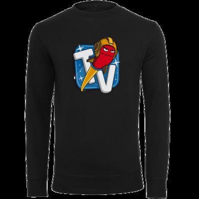 Motiv: Light Crew Sweatshirt - Senderlogo