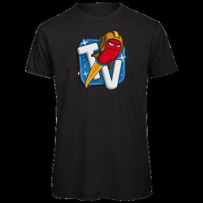 Motiv: Organic T-Shirt - Senderlogo