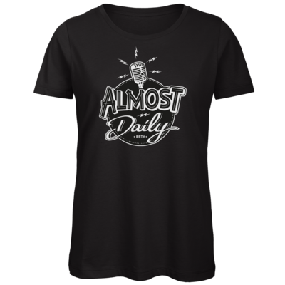 Motiv: Organic Lady T-Shirt - Almost Daily