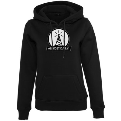 Motiv: Womens Heavy Hoody - Almost Daily - Funk