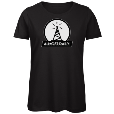 Motiv: Organic Lady T-Shirt - Almost Daily - Funk