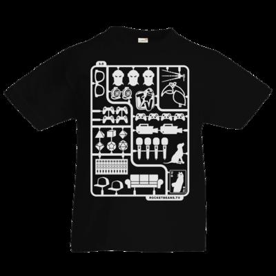 Motiv: Kids T-Shirt Premium FAIR WEAR - Rocket Beans 3.0