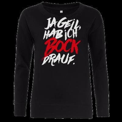 Motiv: Girlie Crew Sweatshirt - Micha Bros. - Bock