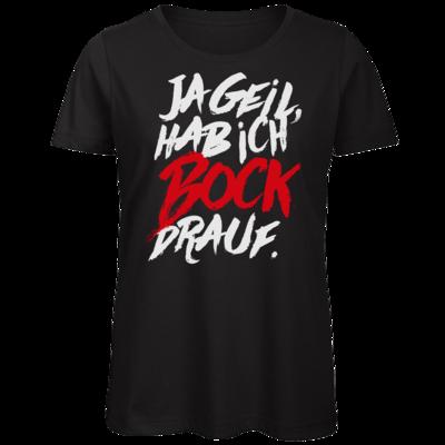 Motiv: Organic Lady T-Shirt - Micha Bros. - Bock