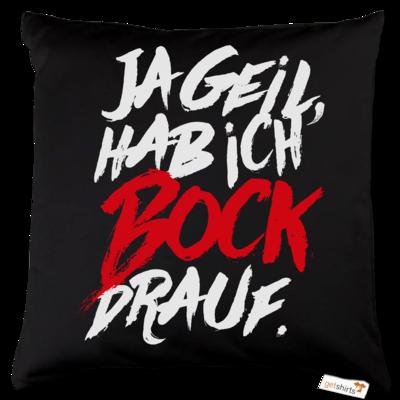 Motiv: Kissen Baumwolle - Micha Bros. - Bock