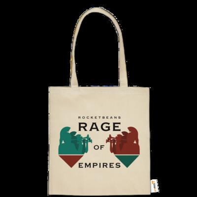 Motiv: Baumwolltasche - Rage Of Empires - Fanfaren