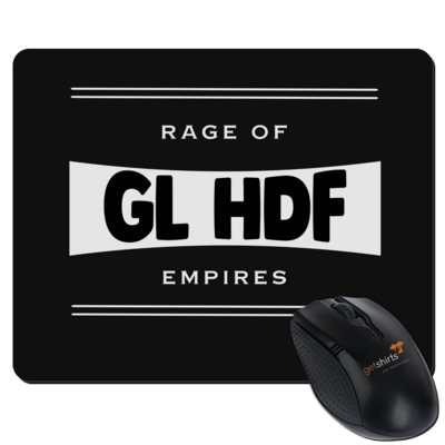 Motiv: Mousepad Textil - Rage Of Empires - GL HDF
