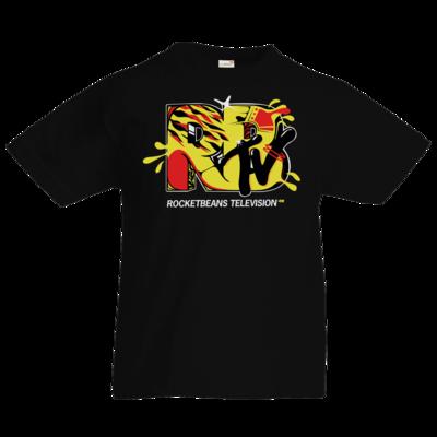 Motiv: Kids T-Shirt Premium FAIR WEAR - Street Style - Fire