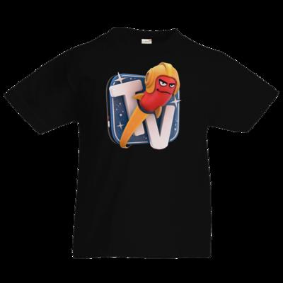 Motiv: Kids T-Shirt Premium FAIR WEAR - RBTV 2018 - Senderlogo