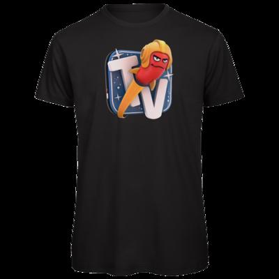 Motiv: Organic T-Shirt - RBTV 2018 - Senderlogo