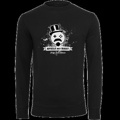 Motiv: Light Crew Sweatshirt - Spiele mit Bart