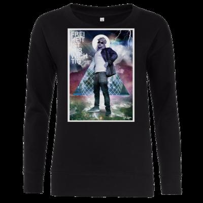 Motiv: Girlie Crew Sweatshirt - Eduard Laser - FIMW