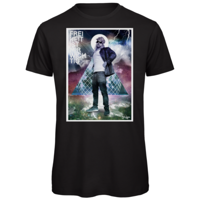 Motiv: Organic T-Shirt - Eduard Laser - FIMW
