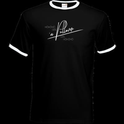 Motiv: T-Shirt Ringer - Inzaynia - Pullover