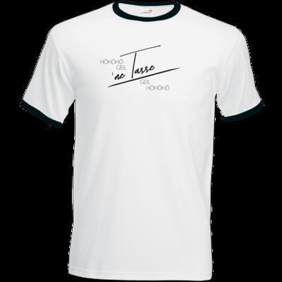 Motiv: T-Shirt Ringer - Inzaynia - Tasse