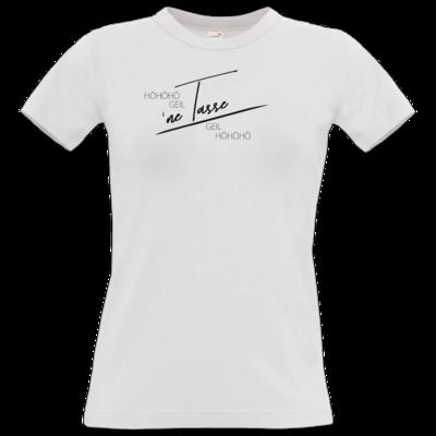 Motiv: T-Shirt Damen Premium FAIR WEAR - Inzaynia - Tasse