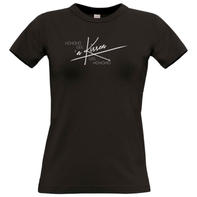 Motiv: T-Shirt Damen Premium FAIR WEAR - Inzaynia - Kissen