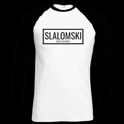 Motiv: Longsleeve Baseball T - Inzaynia - Slalomski