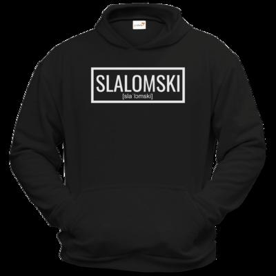 Motiv: Hoodie Classic - Inzaynia - Slalomski