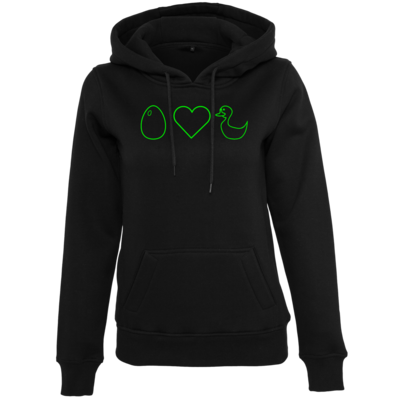 Motiv: Womens Heavy Hoody - NT23 kryptisch