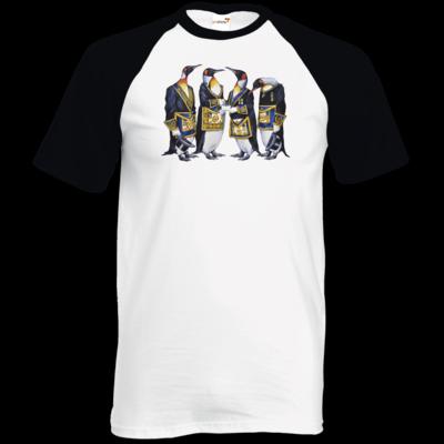 Motiv: TShirt Baseball - Freemasonry-Art - Gaben der Liebe