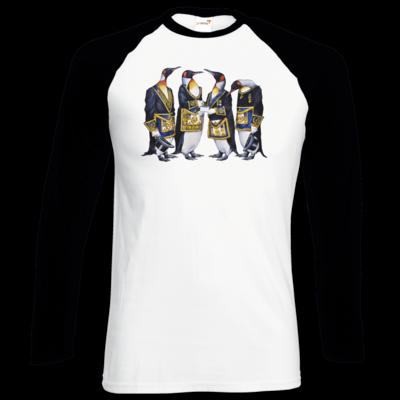 Motiv: Longsleeve Baseball T - Freemasonry-Art - Gaben der Liebe