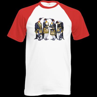 Motiv: Baseball-T FAIR WEAR - Freemasonry-Art - Gaben der Liebe