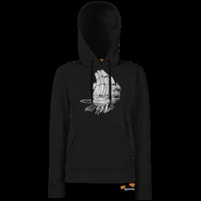 Motiv: Hoodie Damen Classic - Sea Shepherd Support - Buchwal