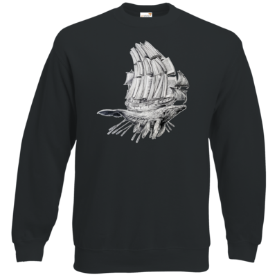 Motiv: Sweatshirt Classic - Sea Shepherd Support - Buchwal