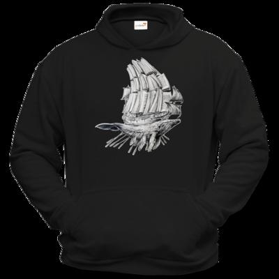 Motiv: Hoodie Classic - Sea Shepherd Support - Buchwal
