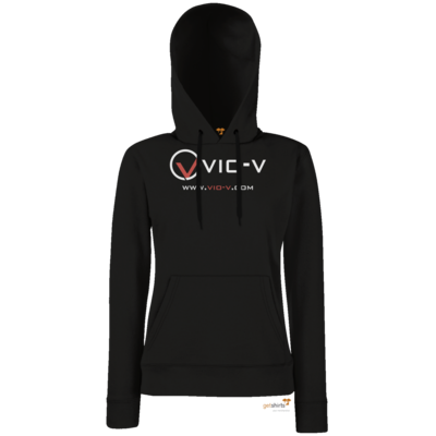 Motiv: Hoodie Damen Classic - Vio Entertainment - Logo 2