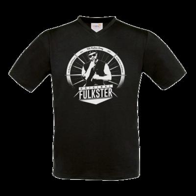 Motiv: T-Shirt V-Neck FAIR WEAR - Original Fulkster