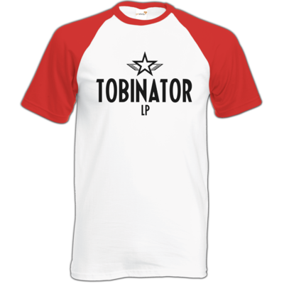 Motiv: Baseball-T FAIR WEAR - Tobinator