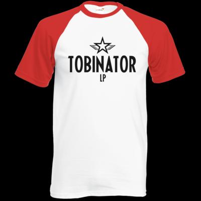 Motiv: Baseball-T FAIR WEAR - Tobinator