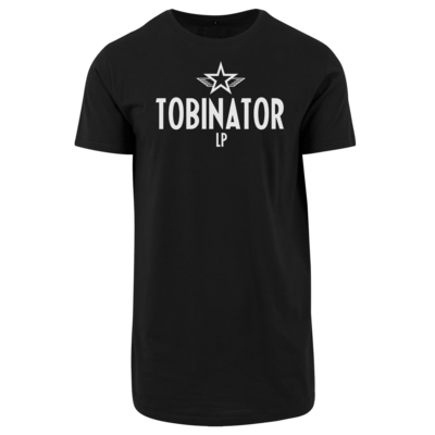 Motiv: Shaped Long Tee - Tobinator