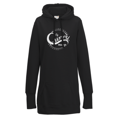 Motiv: Lady Longline Hoodie - Ey Curry Maaan
