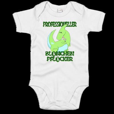 Motiv: Baby Body Organic - Bluemchenpfluecker