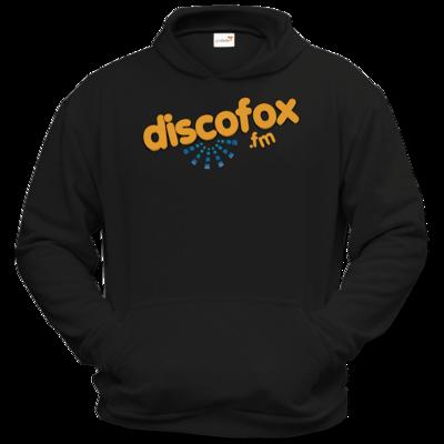 Motiv: Hoodie Classic - Discofox FM - Logo XL