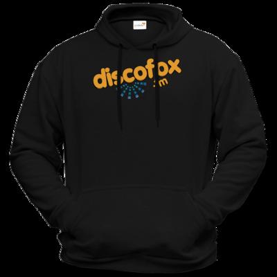 Motiv: Hoodie Premium FAIR WEAR - Discofox FM - Logo XL