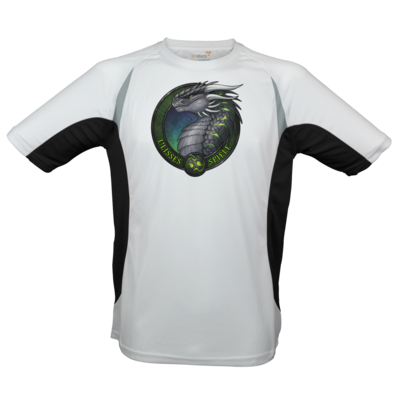 Motiv: Laufshirt Running T - Ulisses - Logo Ulisses-Spiele