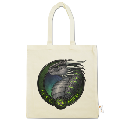 Motiv: Baumwolltasche - Ulisses - Logo Ulisses-Spiele
