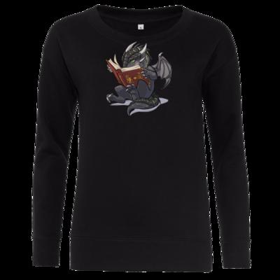 Motiv: Girlie Crew Sweatshirt - Ulisses - Chibi - Leseprobe