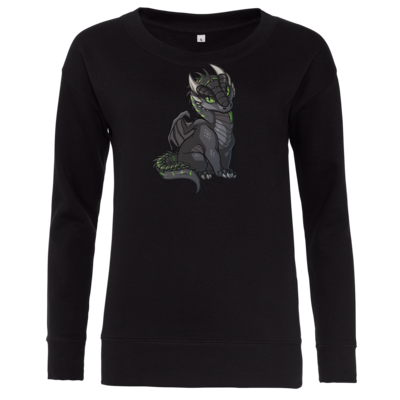 Motiv: Girlie Crew Sweatshirt - Ulisses - Chibi