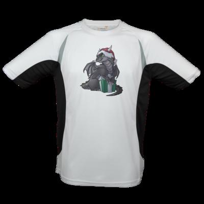 Motiv: Laufshirt Running T - Ulisses - Chibi - Weihnachtsmotiv 3
