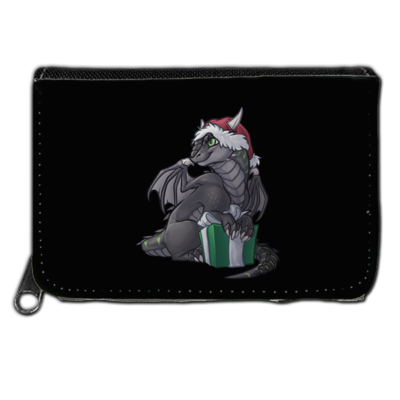 Motiv: Geldboerse - Ulisses - Chibi - Weihnachtsmotiv 3