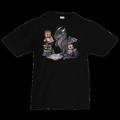 Motiv: Kids T-Shirt Premium FAIR WEAR - Ulisses - Chibi - Vlog