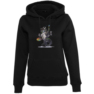 Motiv: Womens Heavy Hoody - Ulisses - Chibi - Making of