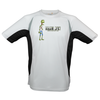 Motiv: Laufshirt Running T - ROFA - Brain AFK