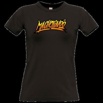 Motiv: T-Shirt Damen Premium FAIR WEAR - Macho - Tag