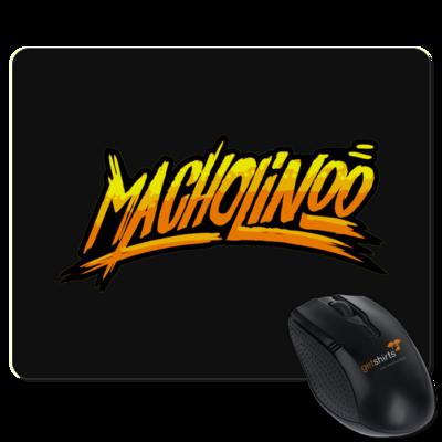 Motiv: Mousepad Textil - Macho - Tag